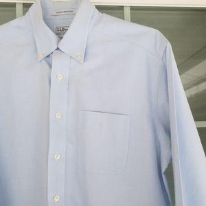 L.L.Bean Oxford Cloth Shirt